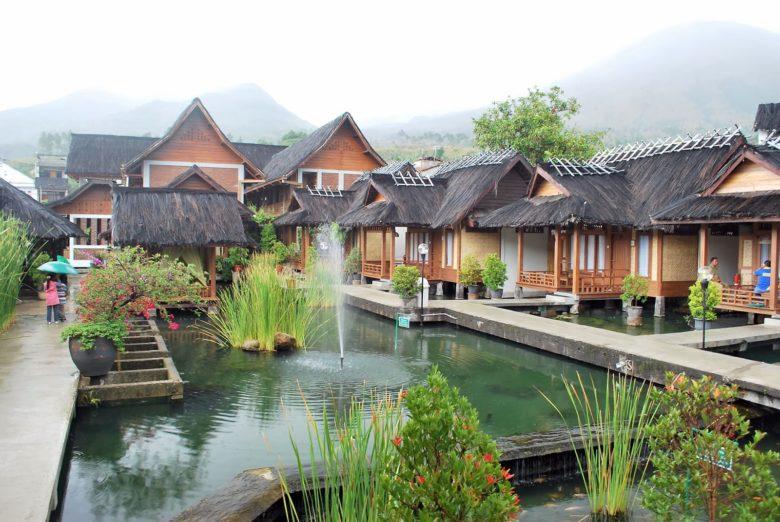 Kampung dan Tempat Wisata Garut Sumber Alam