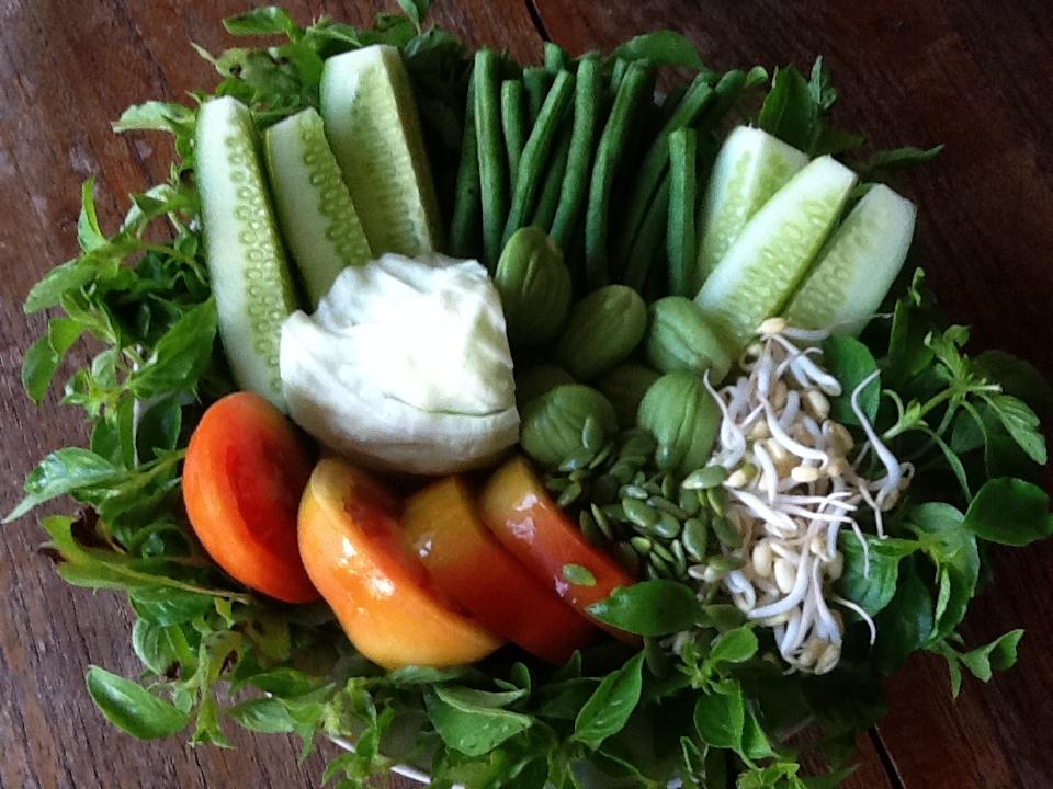 Ibu Hamil Sebaiknya Tidak Makan lalapan/Sayuran Mentah