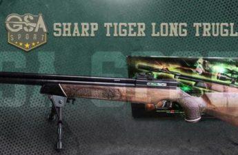 senapan angin sharp tiger