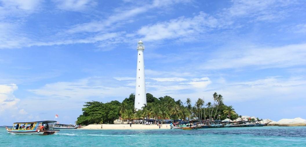 tempat yang bagus untuk honeymoon di Belitung