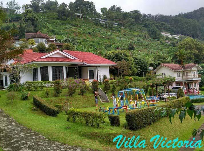 Villa Victoria Cisarua Puncak, Vila Yang Nyaman Untuk Keluarga